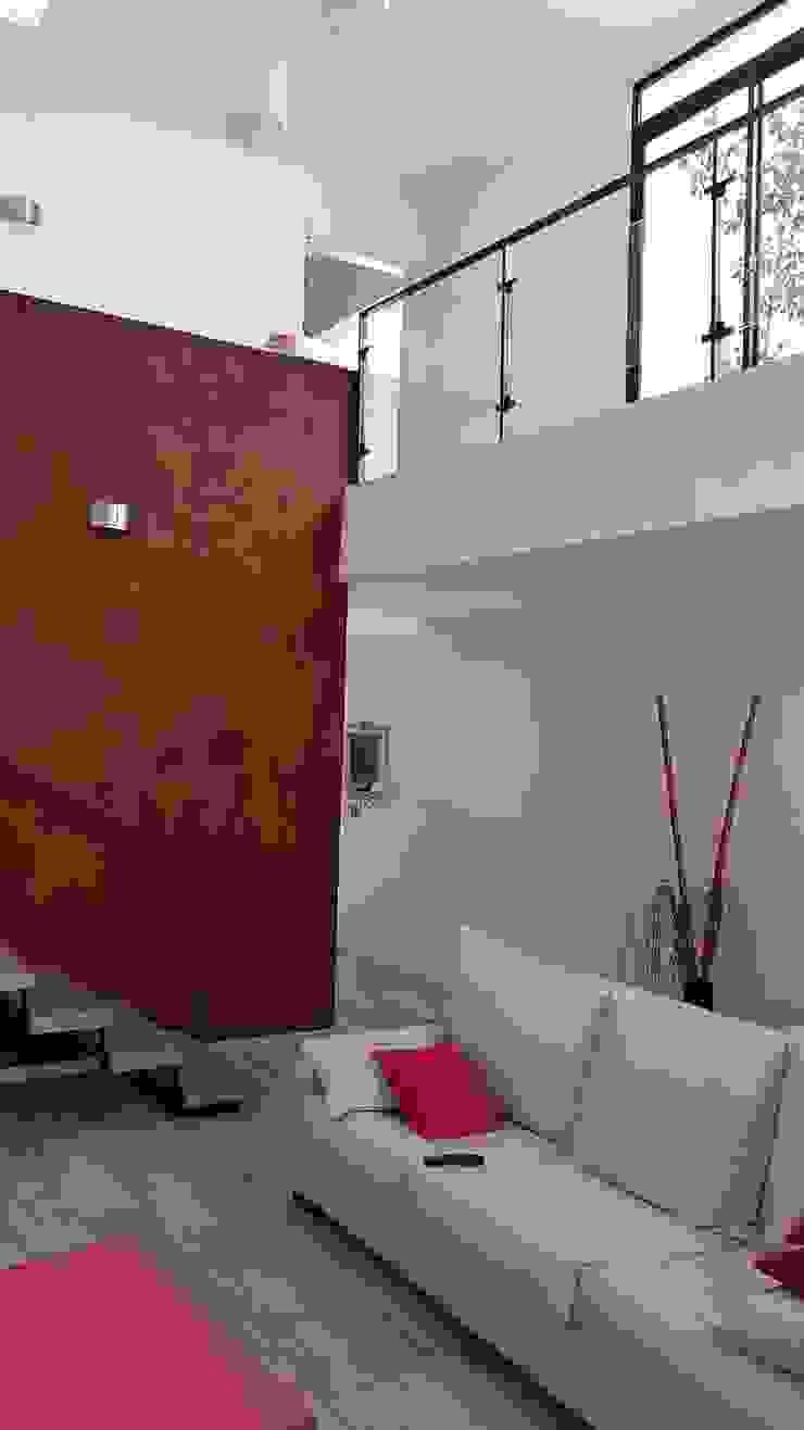 Casa Pellegrini Livings modernos: Ideas, imágenes y decoración de Articular Arquitectura Moderno