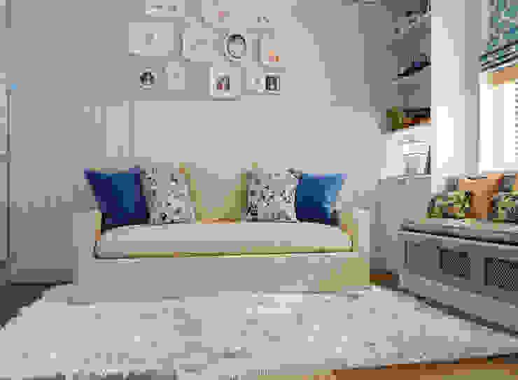 Vera Rybchenko Classic style nursery/kids room Blue