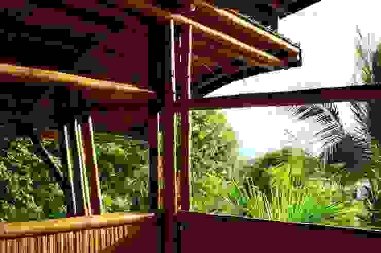 Construcción Ecológica Casas modernas de Zuarq. Arquitectos SAS Moderno