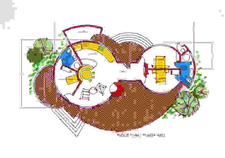 Planta de Arquitectos Romero