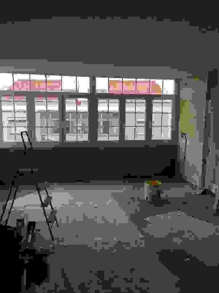 Durante a remodelação por DCASAIDA