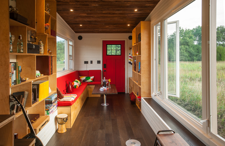 Greenmoxie Tiny House by Greenmoxie Magazine Minimalist