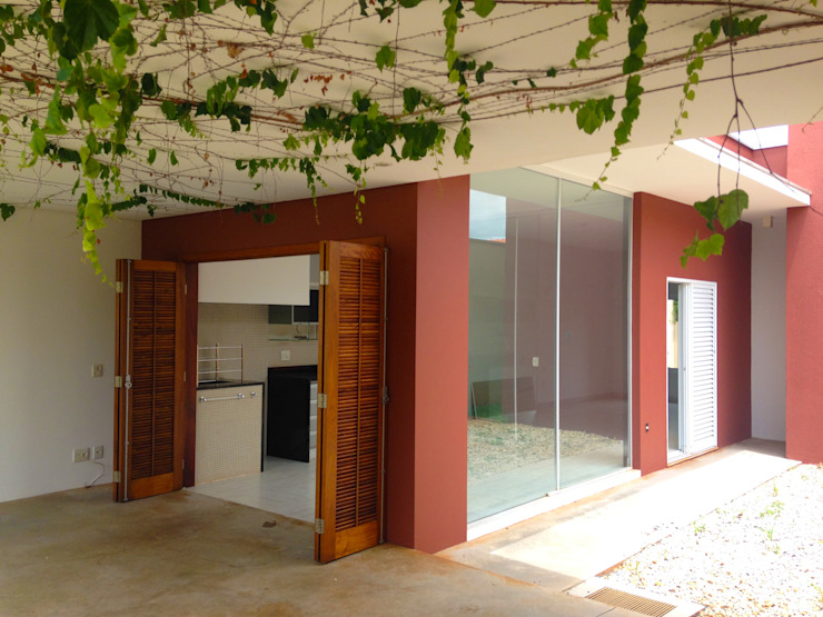Rumah Modern Oleh Lozí - Projeto e Obra Modern