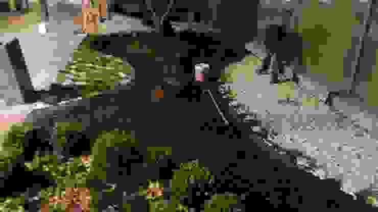 Özel Poliklinik Giriş Düzenlemesi Point Peyzaj Mimarlığı Modern Bahçe