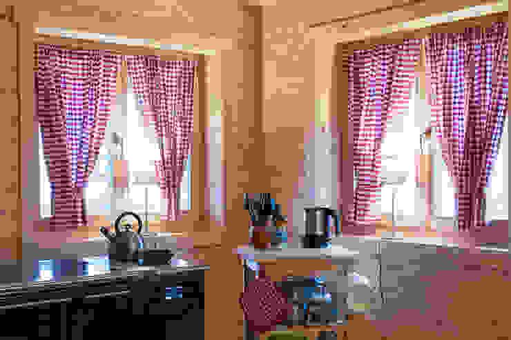 THULE Blockhaus GmbH - Ihr Fertigbausatz für ein Holzhaus Kitchen Wood