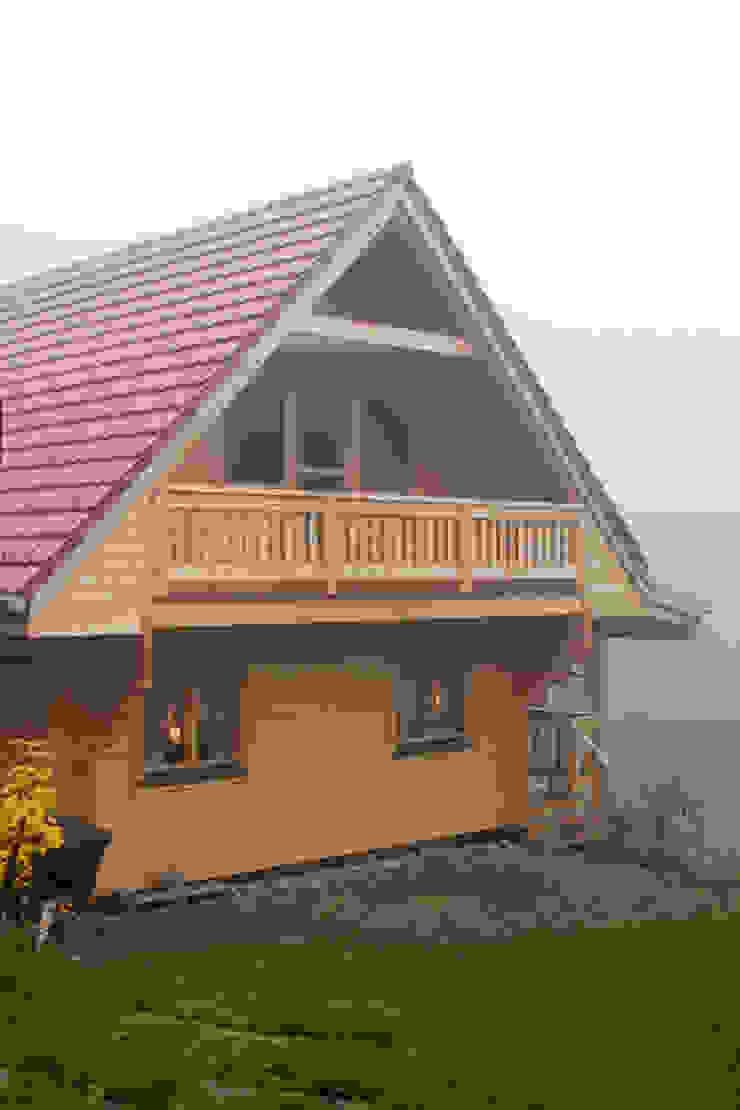 THULE Blockhaus GmbH - Ihr Fertigbausatz für ein Holzhaus Log cabin Wood