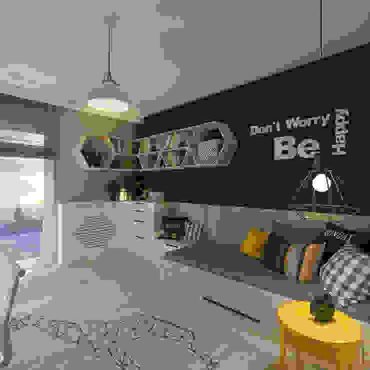 by living box Modern