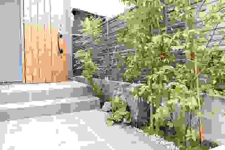 Сады в . Автор – Shikinowa Design
