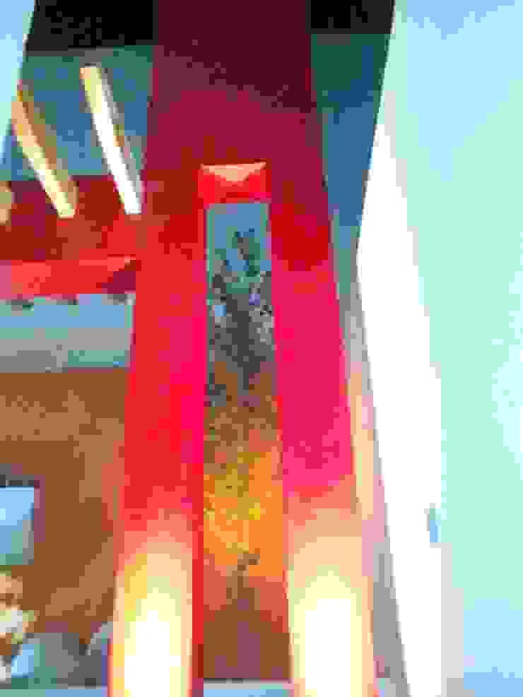 Diseño de Jardín y Andador Padilla Casas modernas de Arqca Moderno