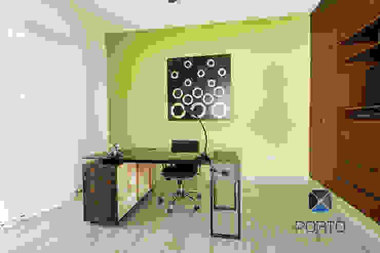 by PORTO Arquitectura + Diseño de Interiores Еклектичний