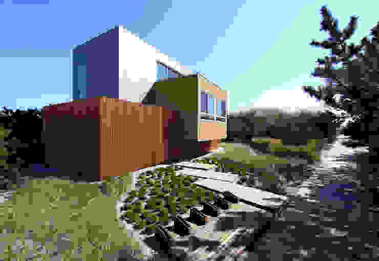 Beach Walk House Modern Houses by SPG Architects Modern