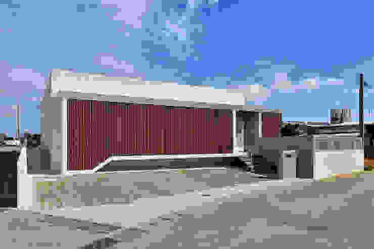 ファサード モダンな 家 の プラソ建築設計事務所 モダン