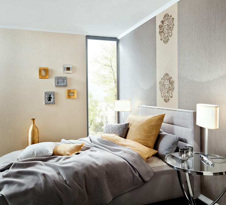 Architects Paper Walls & flooringWallpaper Beige