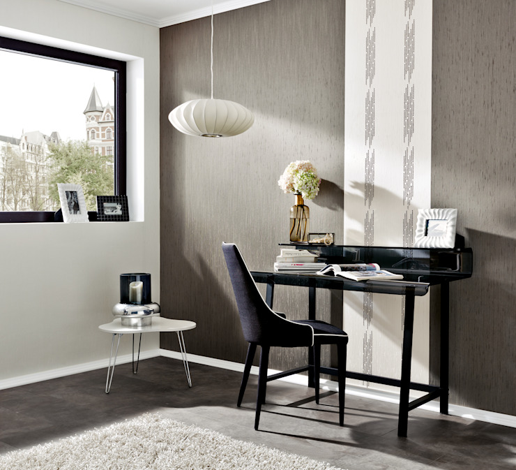Architects Paper Walls & flooringWallpaper White
