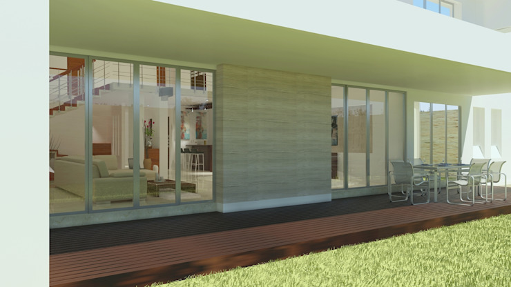 CouturierStudio Casas minimalistas