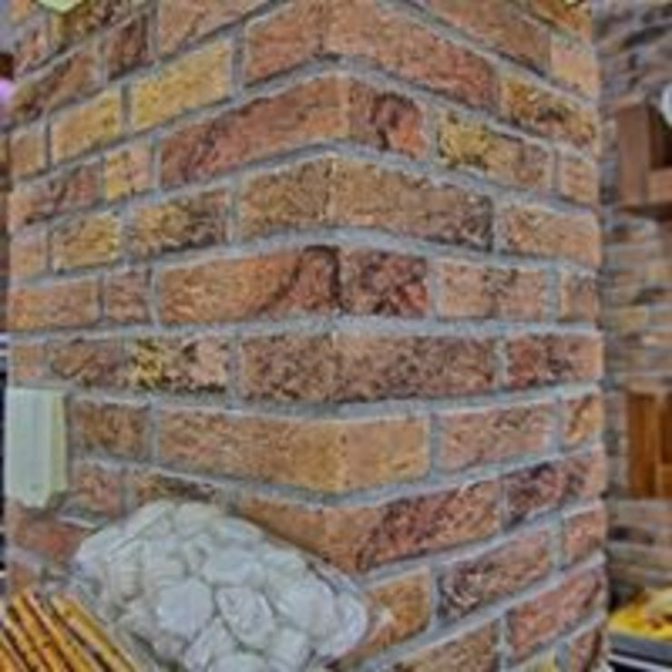 Country style walls & floors by Doğancı Dış Ticaret Ltd. Şti. Country Bricks