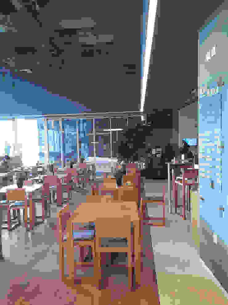 Museu Caffé_FCP Espaços de restauração eclécticos por GRAU.ZERO Arquitectura Eclético