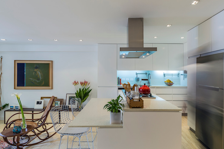 Kitchen by CENTRAL ARQUITECTURA