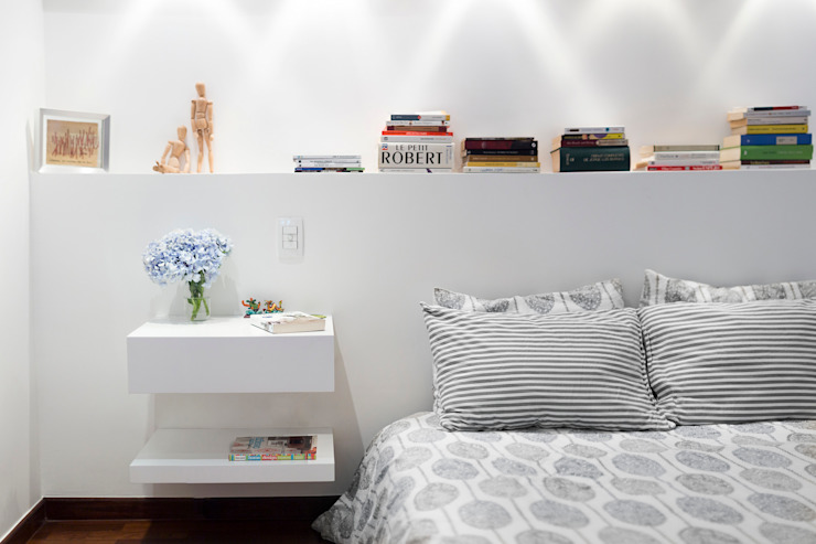 Modern style bedroom by CENTRAL ARQUITECTURA Modern