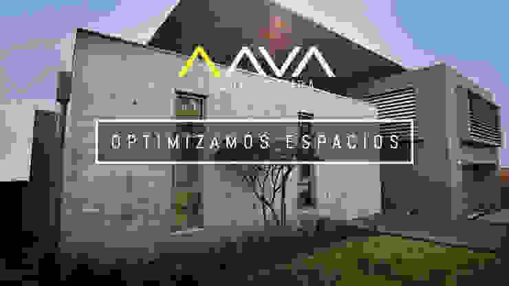 AAVA Arquitectura: modern tarz , Modern