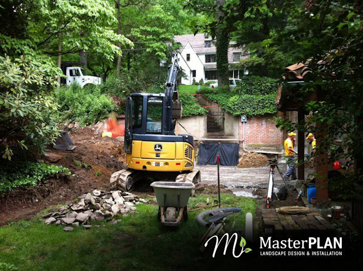 Construction by MasterPLAN Outdoor Living