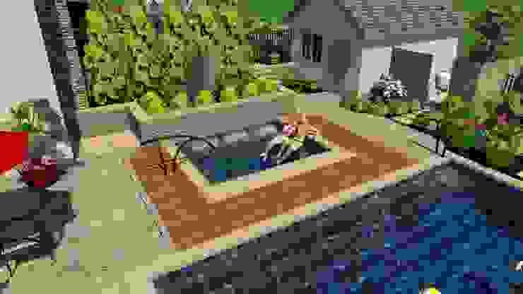 3D Rendering by MasterPLAN Outdoor Living