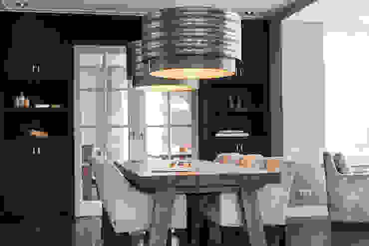 Eetkamer: modern  door Bob Romijnders Architectuur + Interieur, Modern