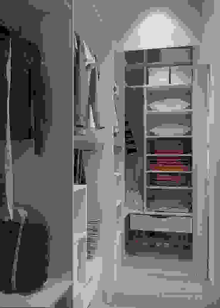 Modern dressing room by Студия интерьера Дениса Серова Modern