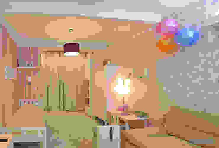 Студия интерьера Дениса Серова Modern nursery/kids room