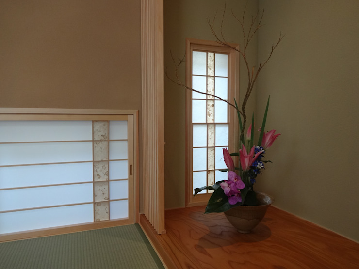 陶器風呂のある家 の 吉田設計+アトリエアジュール