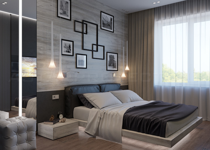 Bedroom by Astar project