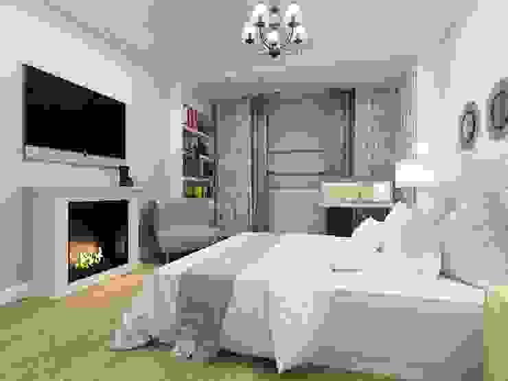 Dstudio.M Camera da letto in stile classico