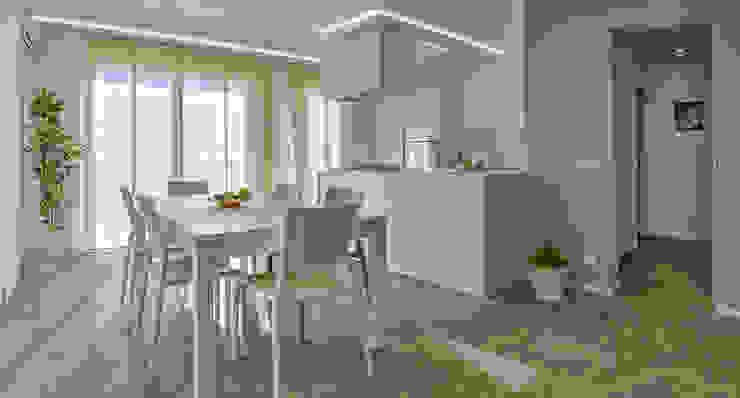 Modern style kitchen by DFG Architetti Associati Modern