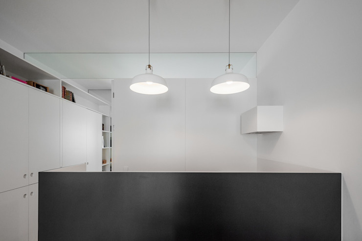 Cozinha | Kitchenette Cozinhas minimalistas por FMO ARCHITECTURE Minimalista