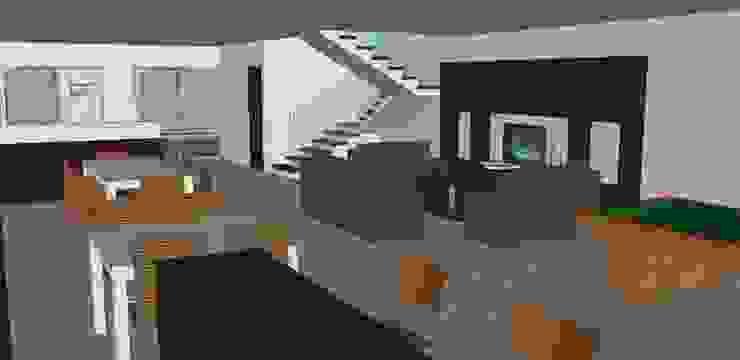 Conceptualizacion de Interior. de Ipsum Nova