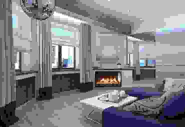 ДизайнМастер Living room Blue