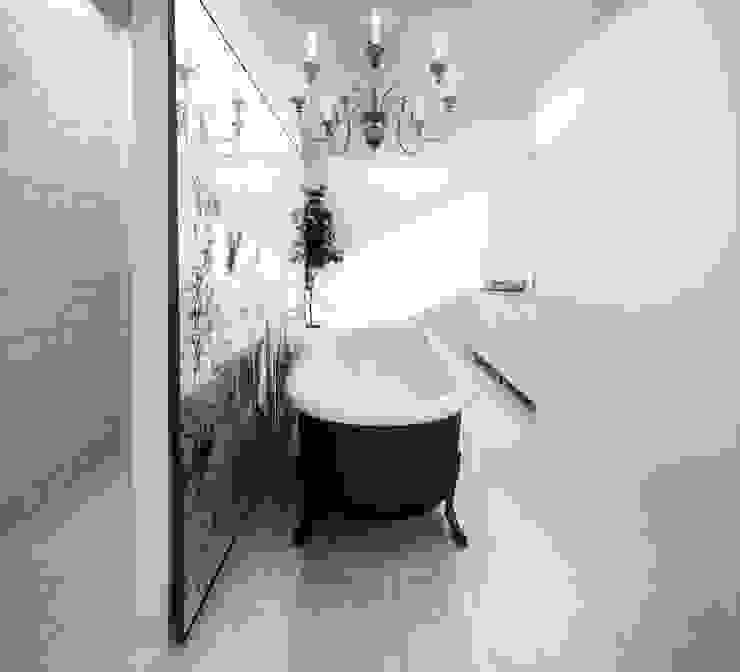 Bathroom 現代浴室設計點子、靈感&圖片 根據 guy taylor associates 現代風 磁磚