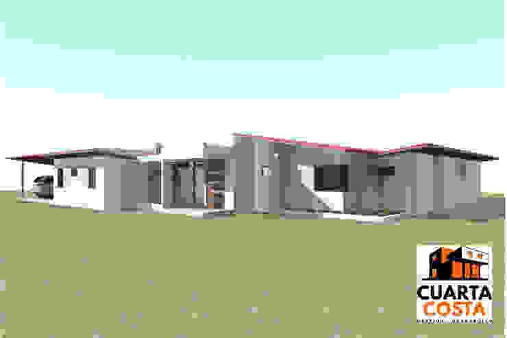 Vivienda 212 m2 Casas de estilo clásico de Cuarta Costa Clásico