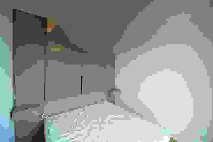 3rdskin architecture gmbh Dormitorios de estilo ecléctico