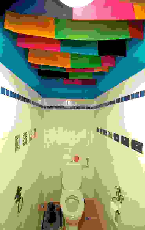 Eklektik Banyo 3rdskin architecture gmbh Eklektik
