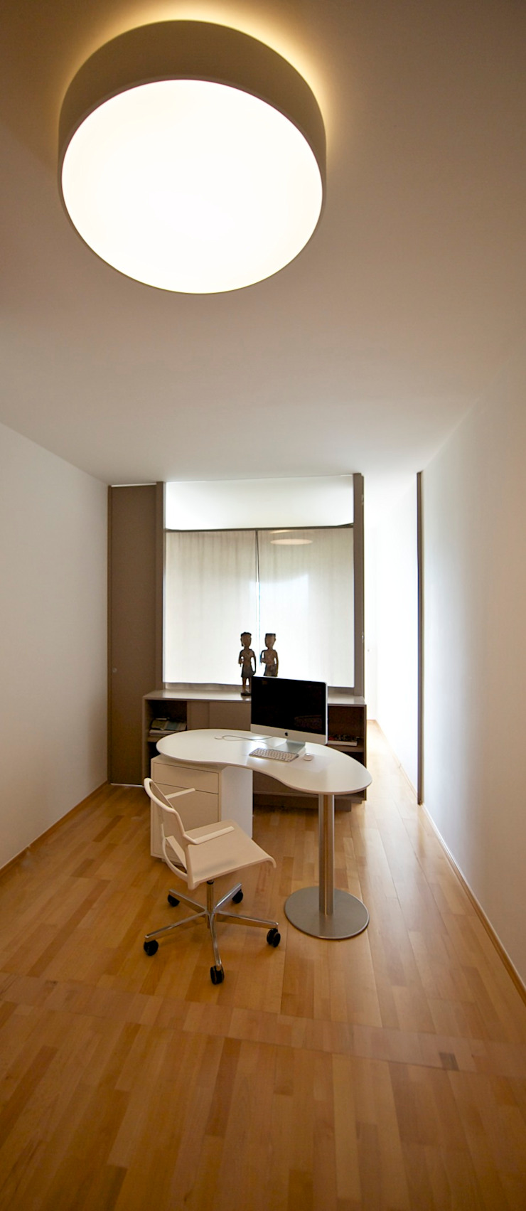 Eklektik Çalışma Odası 3rdskin architecture gmbh Eklektik