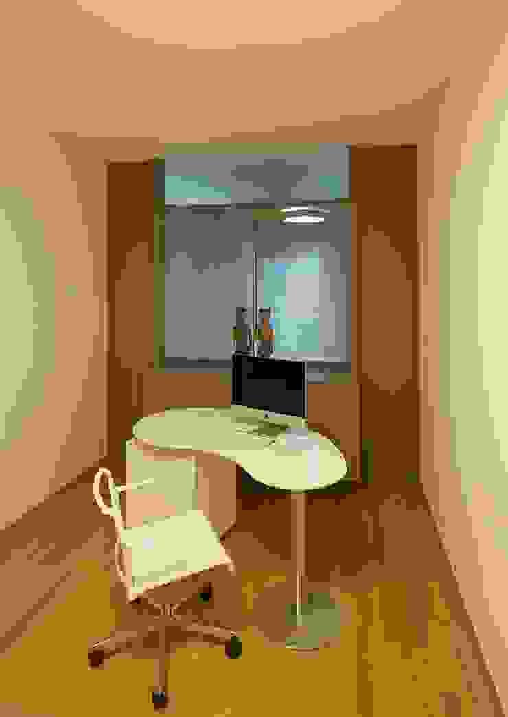 3rdskin architecture gmbh Estudios y despachos de estilo ecléctico