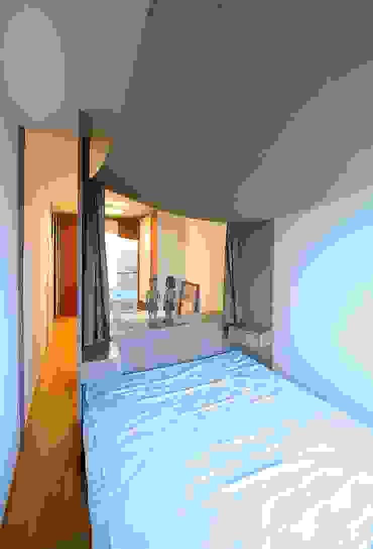 Eklektik Yatak Odası 3rdskin architecture gmbh Eklektik