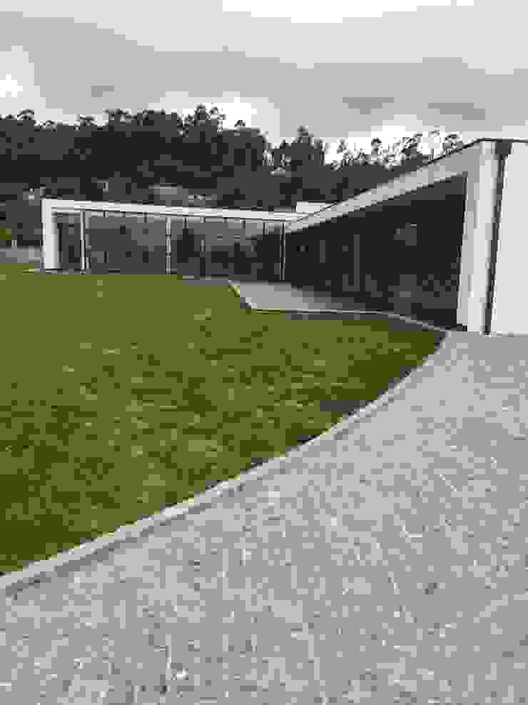 Moradia - Vila Verde por Equevo - Interiores Design Moderno