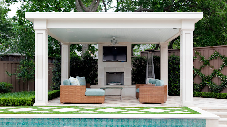 Terrace by Matthew Murrey Design, Eclectic
