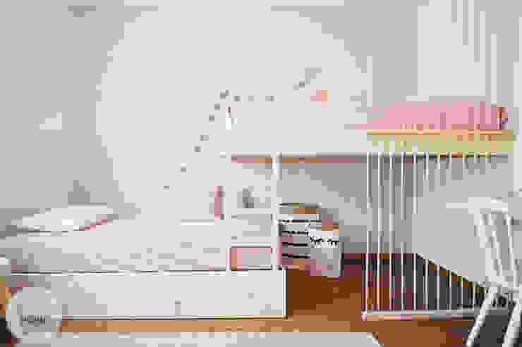 :  Kinderzimmer von homify,Skandinavisch