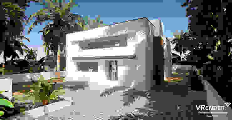 3D Exterior Rendering by Vrender.com Tropical