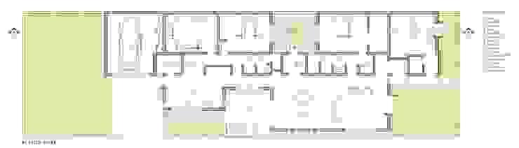 Casa para artista y arquitecto de Estudio de arquitectura MSM (Mar del Plata+Balcarce+Tandil) Minimalista