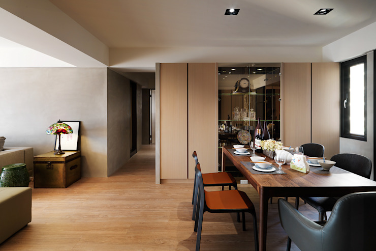 光復大廈 根據 AIRS 艾兒斯國際室內裝修有限公司 現代風