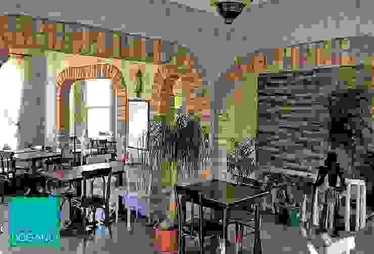 Beyrut Cafe Kırsal Duvar & Zemin Doğancı Dış Ticaret Ltd. Şti. Kırsal/Country Tuğla